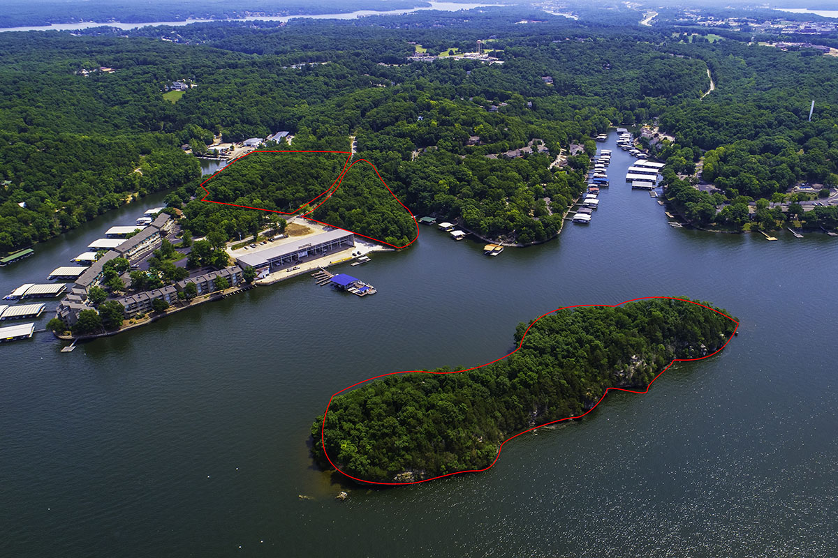 Lots for Sale with Land near Margaritaville at Lake of the Ozarks