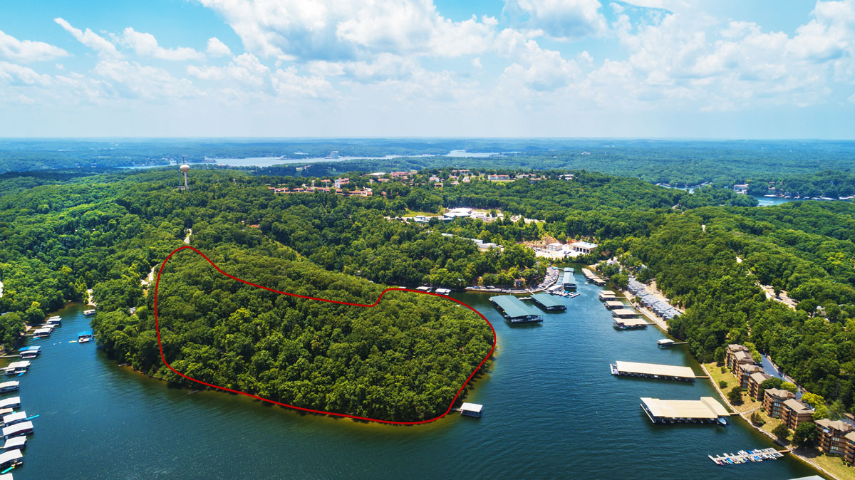 Lake Ozark, MO 11.5 Lot
