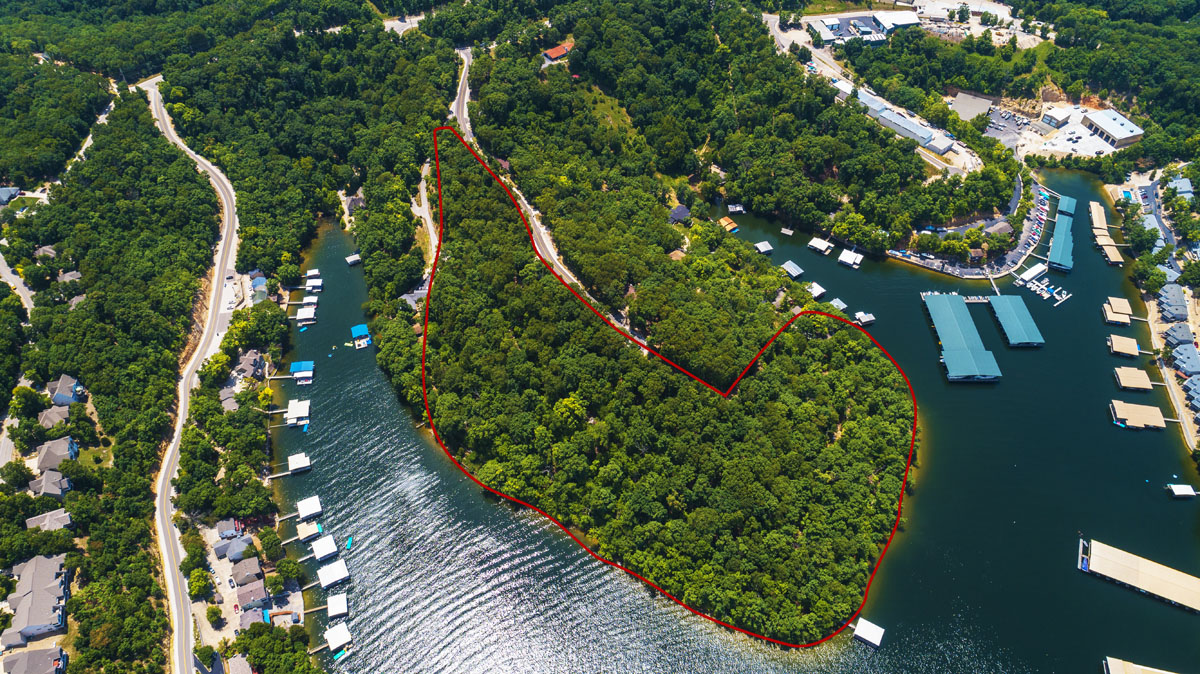 Lake Ozark, MO Buildable Acreage