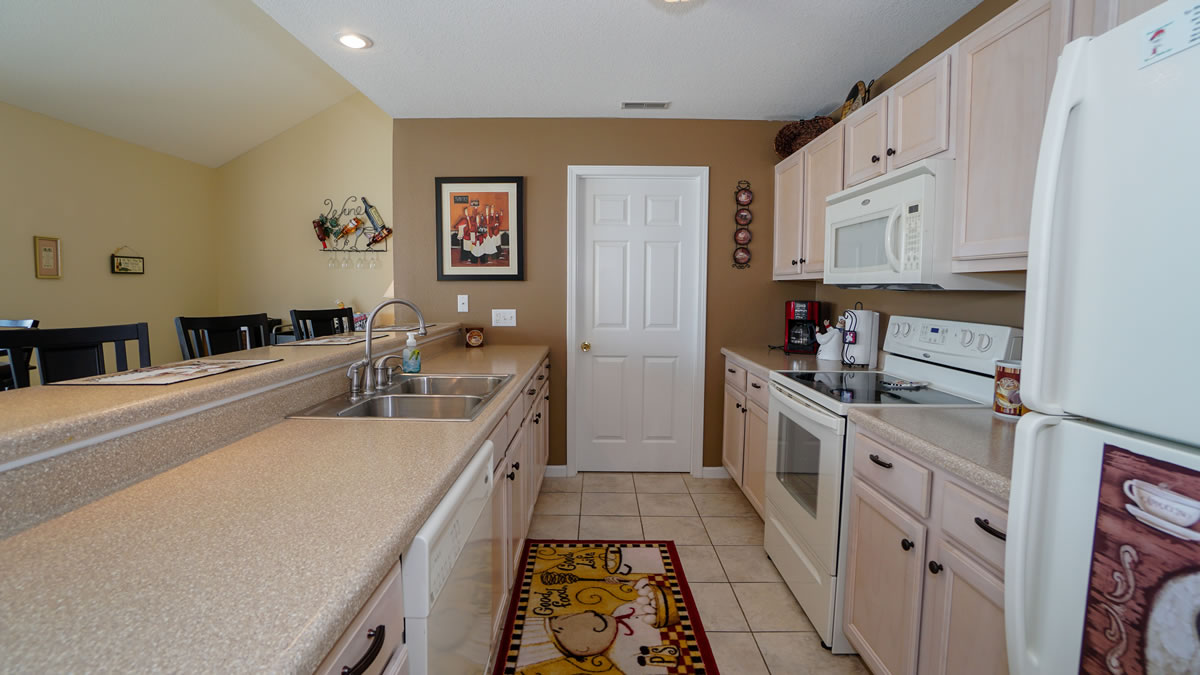Lake Ozark, MO Condo Kitchen