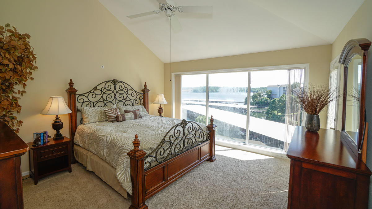 Lake Ozark, MO Masster Bedroom